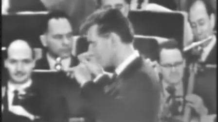 伯恩斯坦 拉威尔波莱罗舞曲1958年