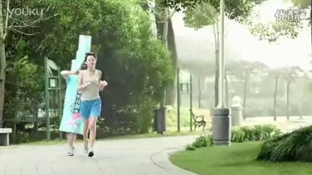 甜心女神邹杨六神花露水清爽女孩超清新广告