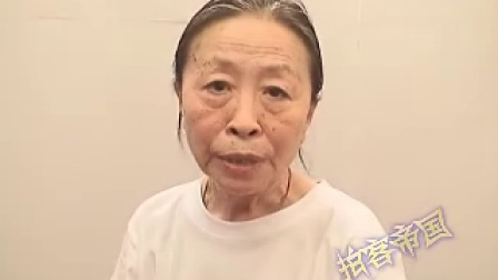 [拍客]张少华 李琼对灾区人民的深情寄语