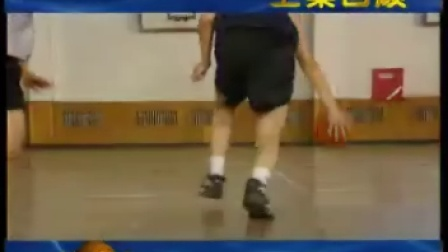 篮球防守基本技术教学视频_QIANGLBJbjs6