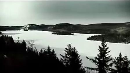 雪铁龙汽车广告《冰上的变形金刚》