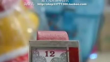 迪士尼产品专卖店米奇行针表43102精彩介绍视频