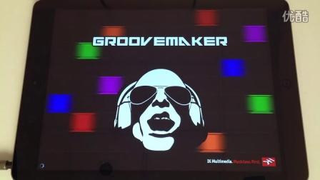GrooveMaker 2 教程 2  - Pads, Loop 长度, 时间表