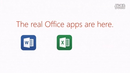 The real Microsoft Office apps for iPad are here!