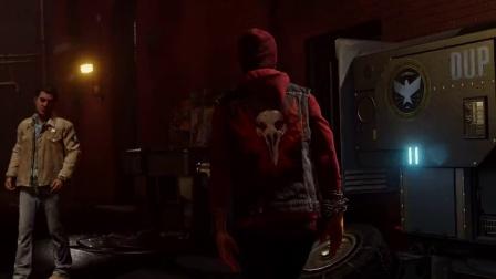 纯黑 PS4《声名狼藉:私生子》中文剧情视频攻略解说 第五期 恶人路线