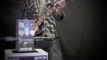 WAMPLER PEDALS - SOVEREIGN DISTORTION DEMO
