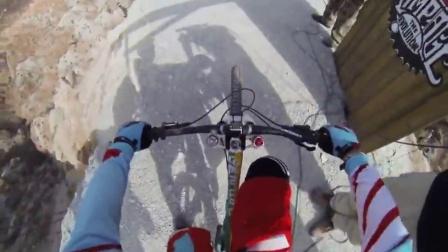 山地自行车速降