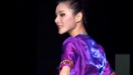 2014.4.27仫佬族舞蹈《歌坡夜》河池市职教中心学校