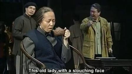 宋丹丹经典话剧【万家灯火】