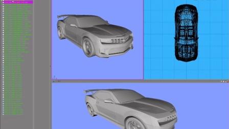 ZM转模教程:整理模型