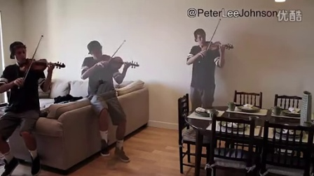 Clean_Bandit_-_Rather_Be_VIOLIN_COVER_-_Peter_Lee_Johnson