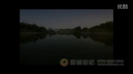 深圳源创世纪,生态类影片,三维动画制作,微电影拍摄,房地产动画