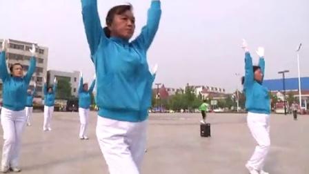 佳木斯快乐舞步完整版 第五套广场舞-灵动视界