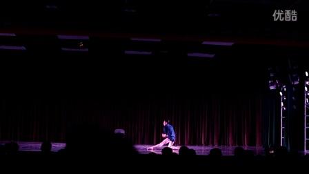 中央芭蕾舞团--《再别康桥》 表演者: 张镇新