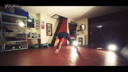 【5BBOY】Learn 大回环 Airflare in 1 Month