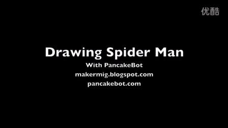Spider Man Pancake