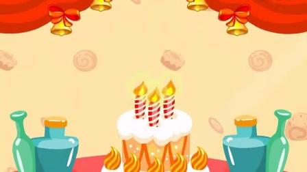 I  Like Cake我爱吃蛋糕【爱乐奇】原创英文儿歌