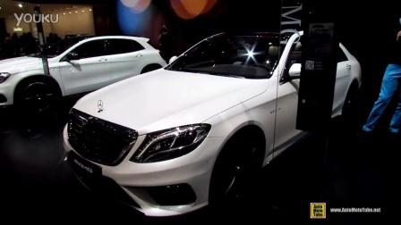 强劲的动力性能  2014款梅赛德斯奔驰S级S63 AMG 实拍视频 群易网
