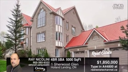 44800: 4BR 5.0BA $1,850,000 1 Sherwood Glen Holland ...