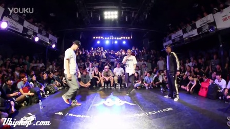 FEEL THE FUNK VOL 9 POPPING BEST 8 HOZIN VS FRANQEY