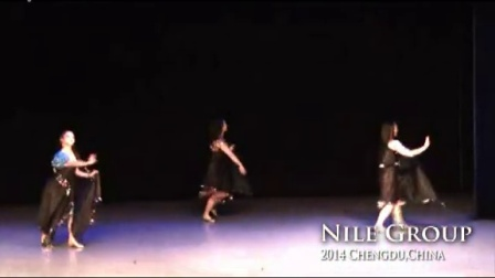 赤羽舞团<NileGroup2014世界巡回中国成都GalaShow>