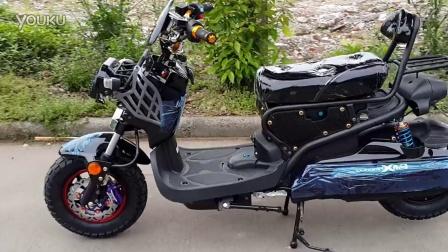 无锡东马机车 祖玛电摩 双人电动车 电瓶车 加长72V 摩托车 跑车卓玛 自行车