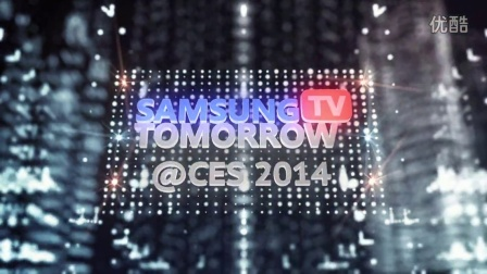 World`s First Bendable TV Samsung@CES2014
