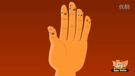 【老文头英文儿歌】See my Fingers