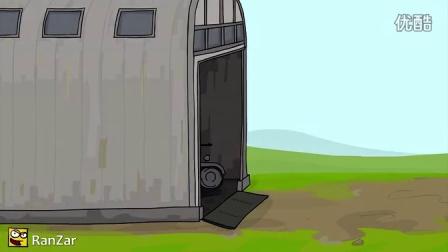 坦克世界动画:德国打火机