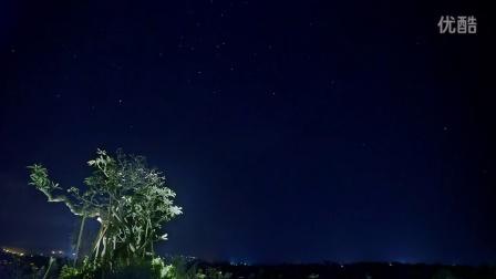 A7S高清视频模式拍星空 AE降噪 简单调色 21秒