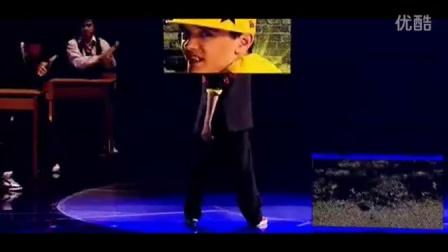 街舞教学  英国达人秀 街舞高手的震撼表演