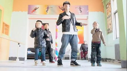 街舞电影:中国街舞冠军王智
