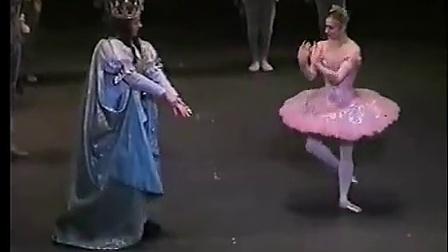 芭蕾 睡美人 玫瑰慢板 Marianela Nunez