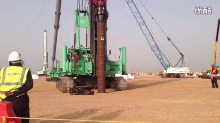 ▶ PDR PDA DLT tests on steel pile