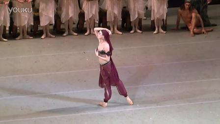 芭蕾舞 舞姬二幕 尼基娅之死 Tereshkina 马林斯基剧院 2014218