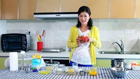 《Tinrry下午茶》教你做草莓奶油蛋糕_高清