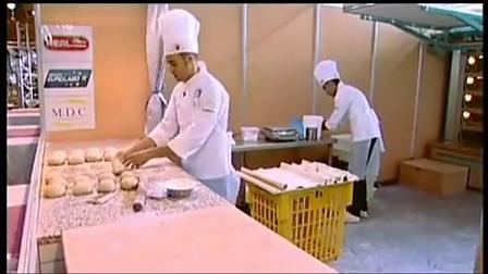 第三届世界面包大赛第一个比赛日-比利时-加拿大-阿尔及利亚_高清