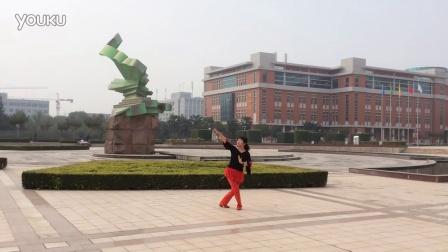 风中梅花abc广场舞系列:春到最北方