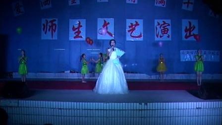 菏泽学院单县分校区2014爱洒金秋情满十月师生文艺演出1