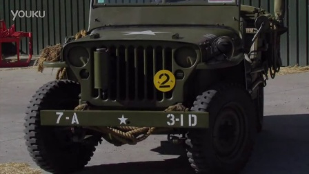 1945 Willys MB Jeep 威利斯吉普车