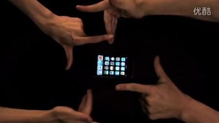 【粉红豹】暴强手指舞:编舞大师pacman和Moon的iPod Touch商业广告!