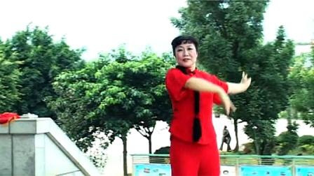 弥勒市老协艺术团表演白毛女