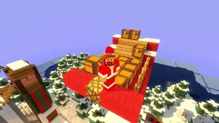 ★我的世界★Minecraft《籽岷的模组介绍 圣诞节模组 Wintercraft Mod》
