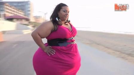 世界上臀部最大的女人【泥人张不脏】