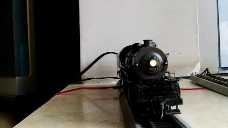 我的大男孩和伊利人号蒸汽机车