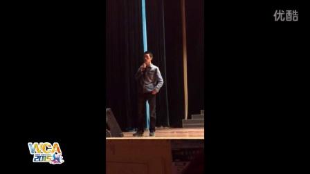 【WCA电竞公开课】阿倪蛋糕店在兰州大学演讲片段