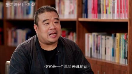 """王勤松:绿茶餐厅的""""满客""""之道"""
