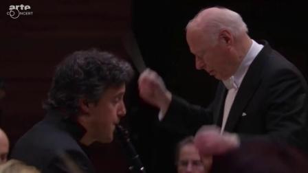海丁克指挥莫扎特与布鲁克纳 Patrick Messina单簧管