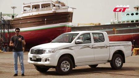 全新2015款丰田海拉克斯 Hilux  海外试驾