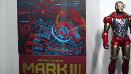 【Bucky转载】钢铁侠 马克3合金版 Hottoys 模型评测 Mark 3 Diecast Iron Man by Hot Toys